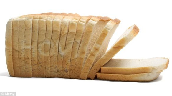 sliced bread